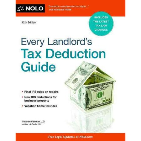 Every landlord 39 s tax deduction guide for Tax deductions for home improvements