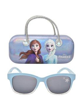 Frozen II Girl's Sunglass and Case Set