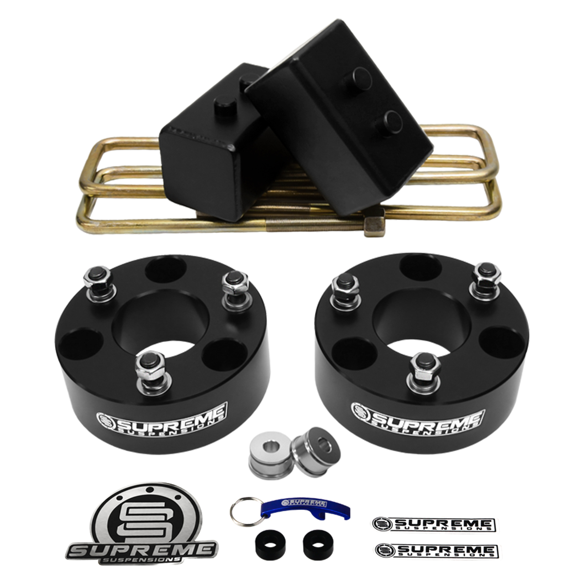 Supreme Suspensions F Lift Kit Full Suspension Lift   Frontsuspension Lift Cnc T Aircraft