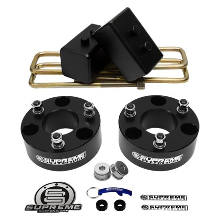 4wd Suspension Leveling Kit (Supreme Suspensions - Ford F150 Full 2.5