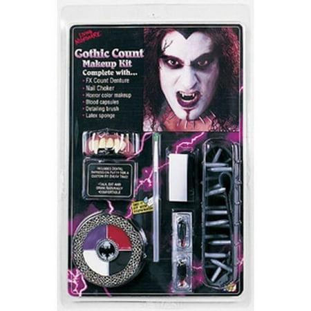 Adult Countess Vampire Makeup Kit - Walmart.com
