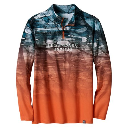 Legendary Anglers Men's Copper River 1/4 Zip