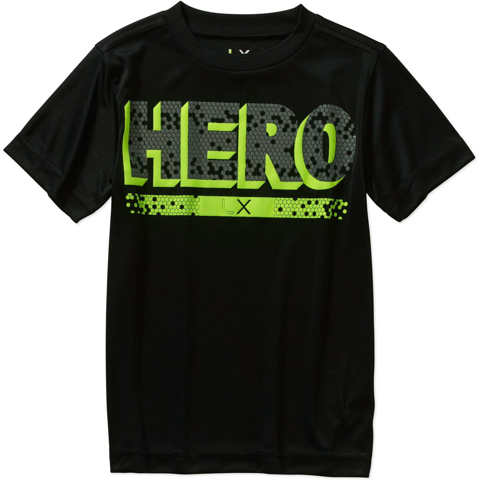 """Live Xtreme Boys' """"Hero"""" Graphic Active Tee"""