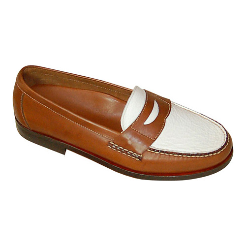 Men's David Spencer Shag Penny Loafer by