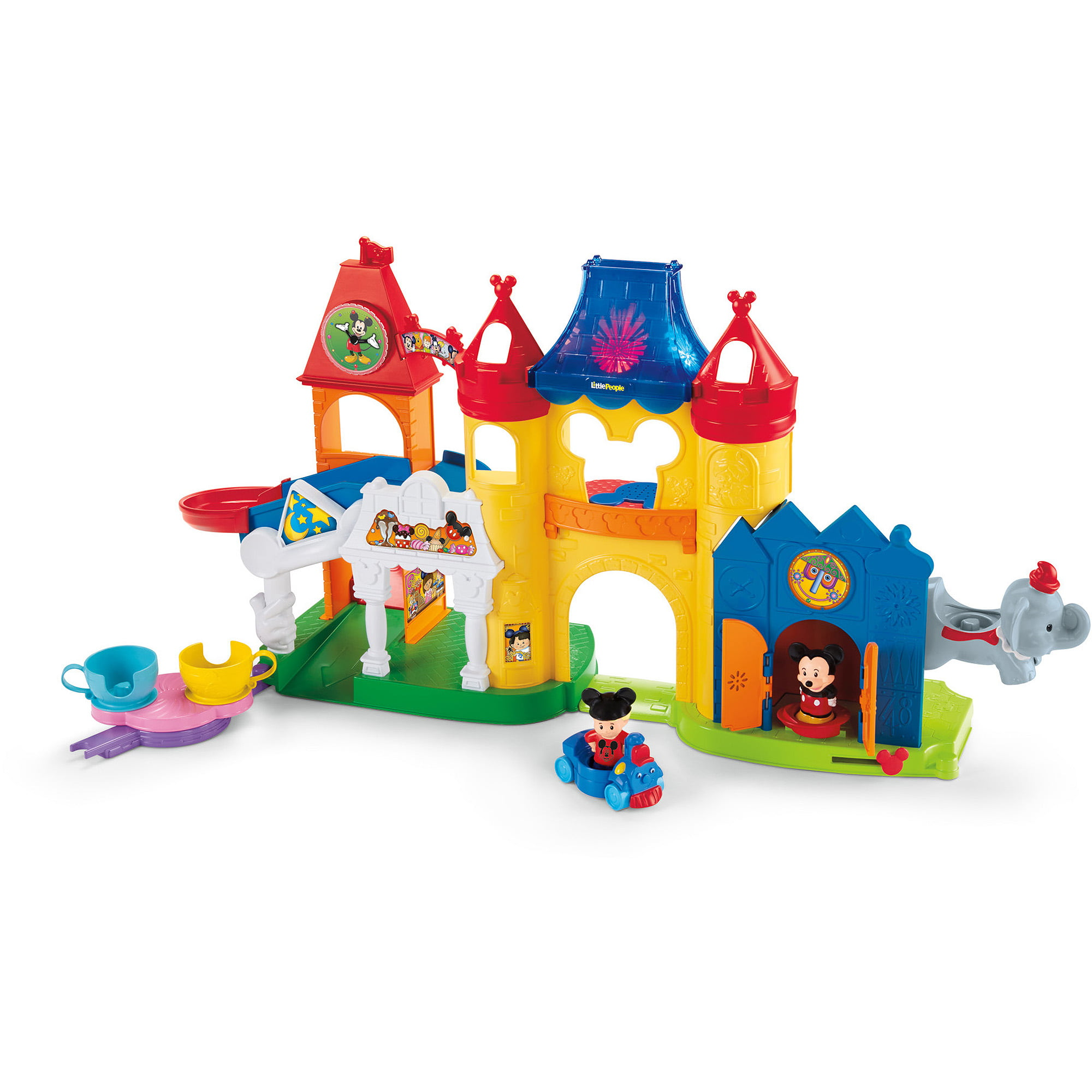 Magic Of Disney Day At Disney By Little People by FISHER PRICE