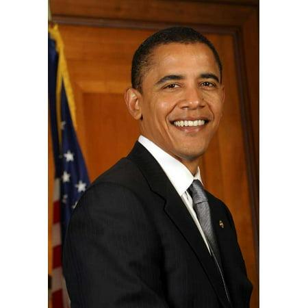 Barack Obama POSTER Movie 11 x 17 Portrait Photo A Mini Promo - Ohana Halloween
