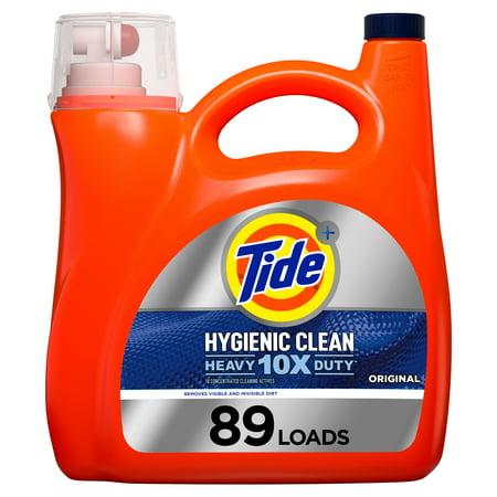 Tide Heavy Duty Hygienic Clean Liquid Laundry Detergent - 138 fl oz