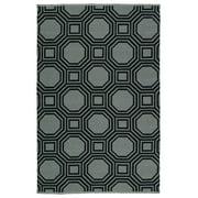 Kaleen Brisa Handmade Bri06-02b Black 2' X 3' Rectangle