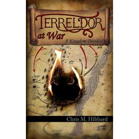 At Kingdom Com (Terreldor at War: A Kingdom Divided -)