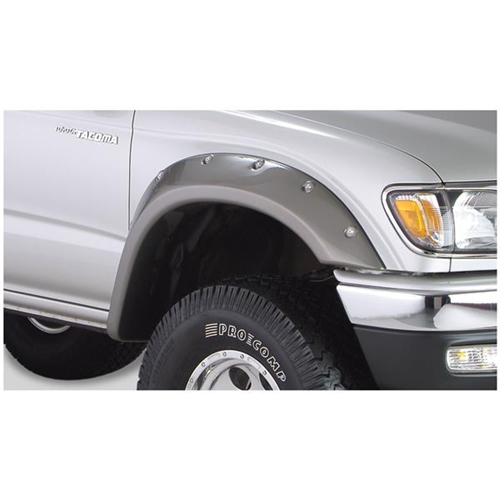 Bushwacker Toyota Cut-Out Fender Flare - Set of 4 - OE Ma...
