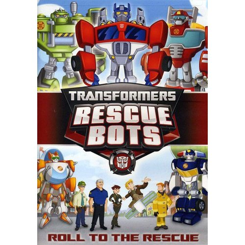 Transformers: Rescue Bots - Roll To The Rescue (Widescreen)
