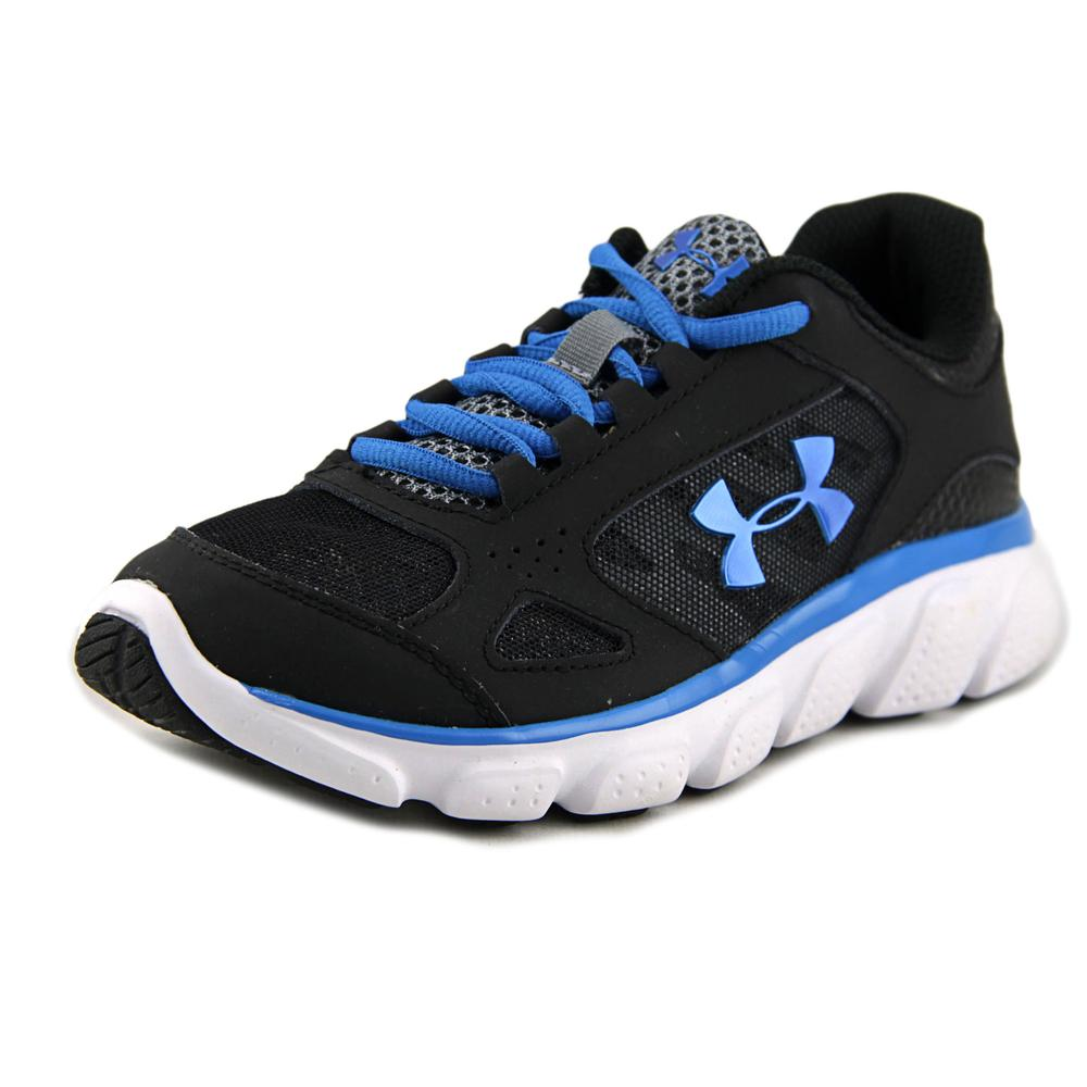 Under Armour Bps Assert V   Round Toe Synthetic  Running ...