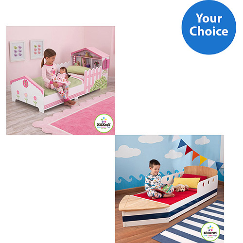 KidKraft - Imagination Toddler Beds (Boy or Girl)