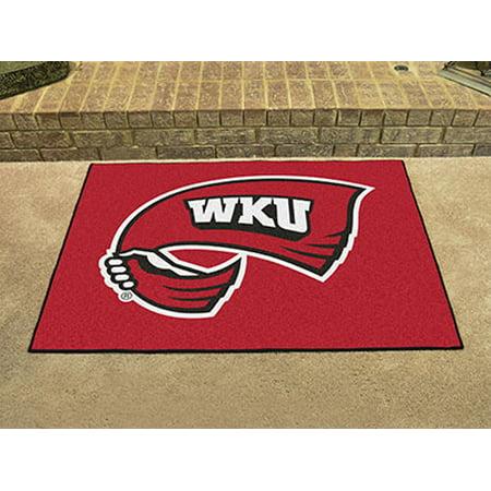 """Western Kentucky All-Star Mat 33.75""""x42.5"""" - image 2 de 2"""