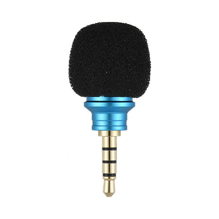 Andoer EY-610A Cellphone Smartphone Portable Mini Omni-Directional Mic Microphone for Recorder for Apple iPhone5 6s 6 Plus for