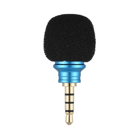 Andoer EY-610A Cellphone Smartphone Portable Mini Omni-Directional Mic Microphone for Recorder for iPad Apple iPhone5 6s 6 Plus for Samsung