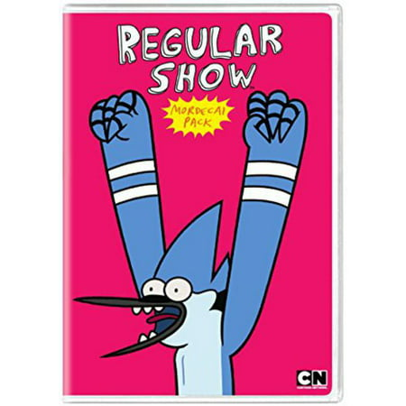 Regular Show: Mordecai Pack 7 (DVD) - Regular Show Halloween Iv