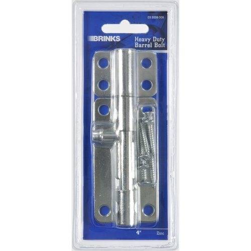 Brinks Barrel Bolt, Heavy Duty