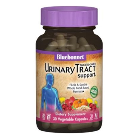 Bluebonnet Kosher Targeted Choice Urinary Tract Support  - 30 Vegetable Capsules ()