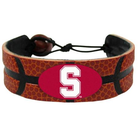 Gamewear Stanford Cardinal Classic Basketball Bracelet Basketball Gamewear Bracelet