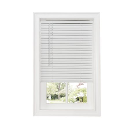 Red Mini Blinds - Achim Cordless GII Deluxe Sundown 1