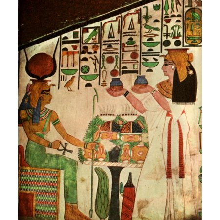 Product for Ancient egyptian tomb decoration