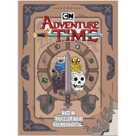 Cartoon Network: Adventure Time - The Complete Series - Cartoon Network Next Halloween