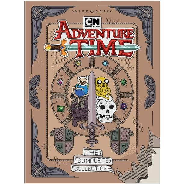 Cartoon Network Adventure Time The Complete Series Dvd Walmart Com Walmart Com