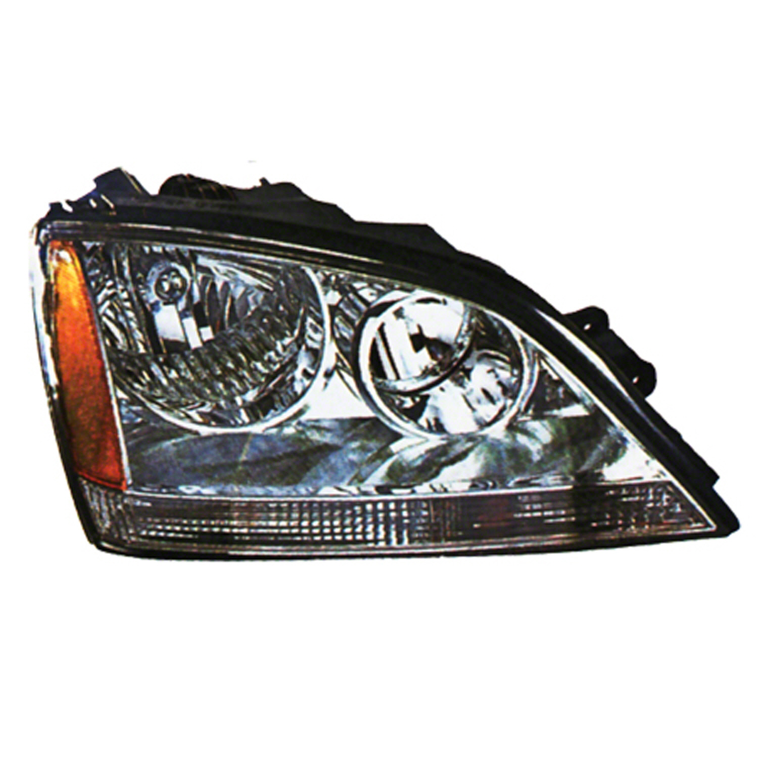 New Aftermarket Passenger Side Front Head Lamp Assembly 921023E040