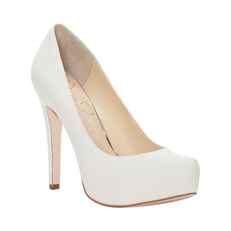 Parisa Point Toe Pumps - Jessica Simpson Peep Toe Shoes