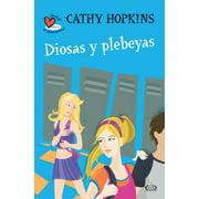 Diosas y plebeyas - eBook