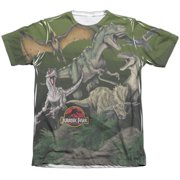 Pack Of Dinos Mens Sublimation Shirt