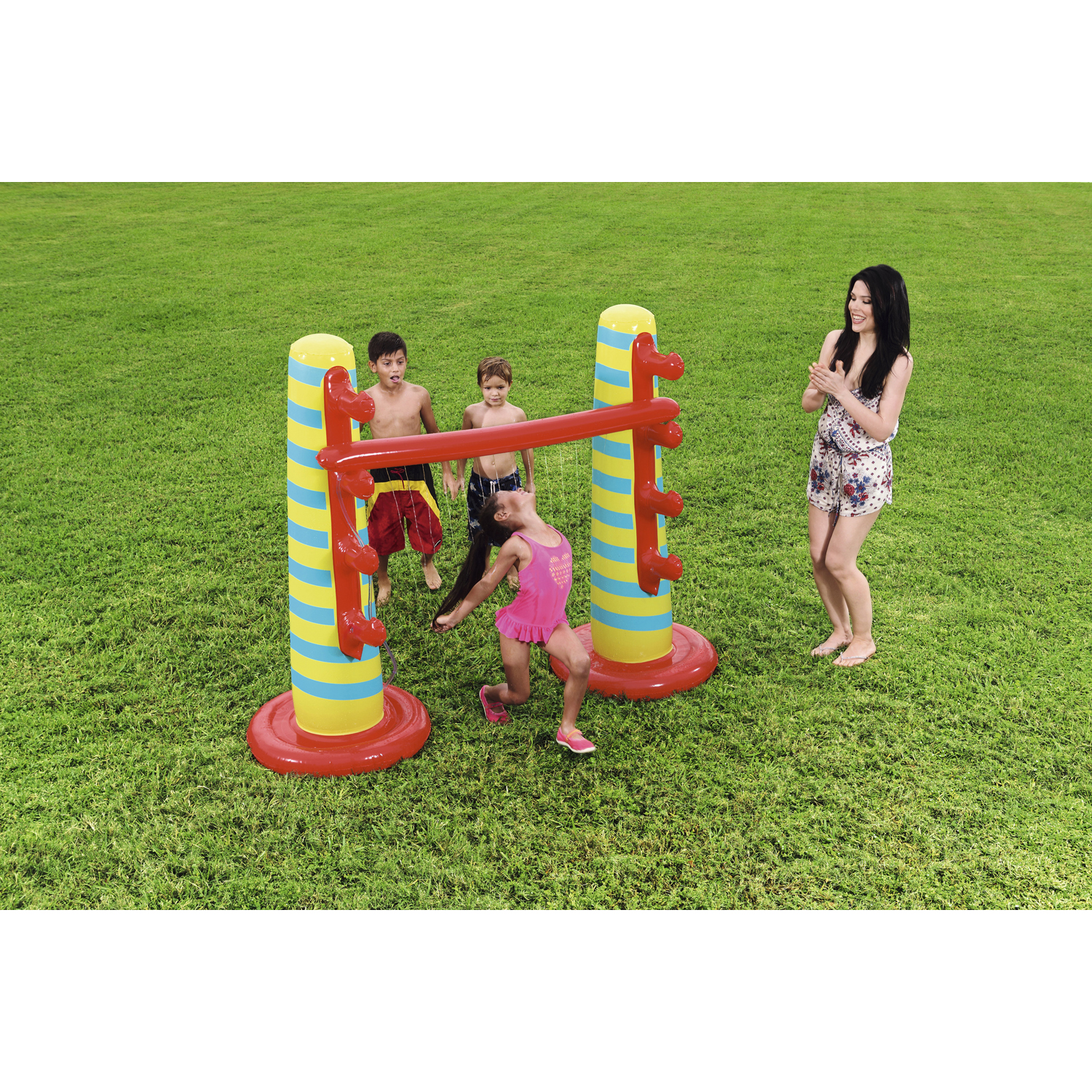 H2OGO! Limber Limbo Outdoor Sprinkler by BESTWAY HONG KONG INTERNATIONAL LIMITED