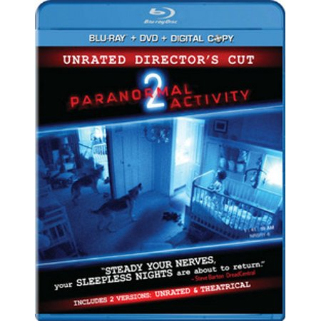 Paranormal Activity 2 (Blu-ray)](The Latest Paranormal Activity)