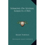 Sermons on Several Subjects (1783)