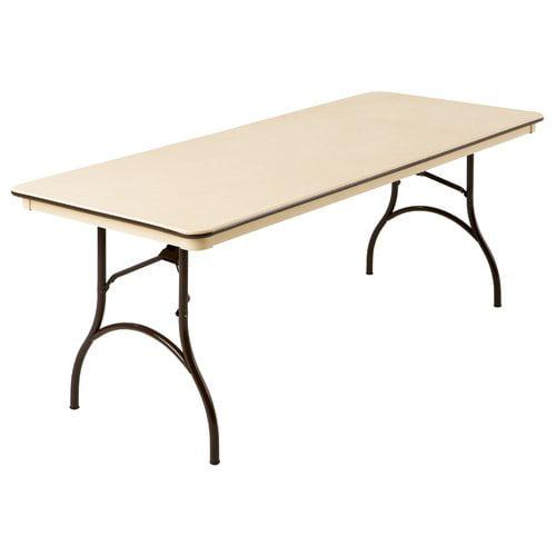 Mity Lite 72'' Rectangular Folding Table