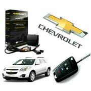 2010-2016 Chevy Equinox Plug and Play Remote Start / 3X Lock / DIY Easy Install