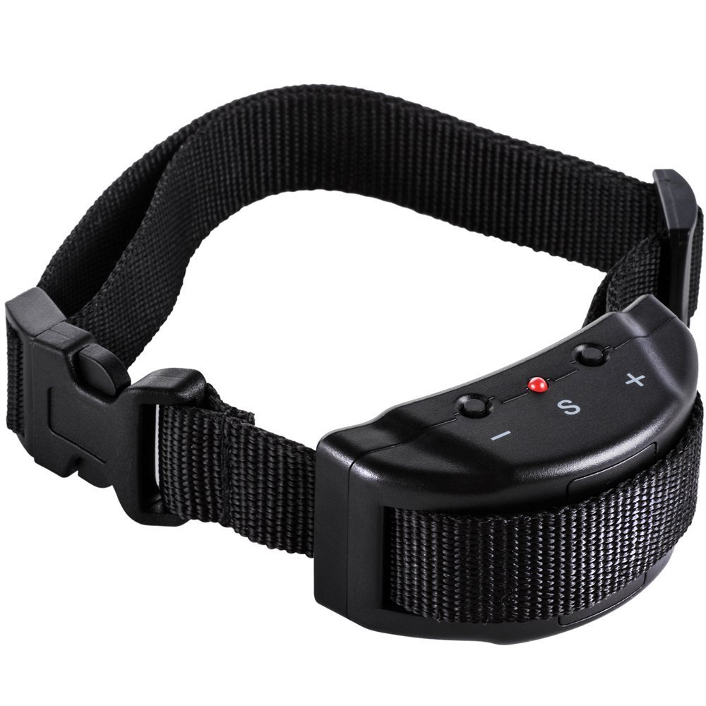 wadeo Dog Anti Barking No Bark Collar Control Collars Warning Beeper