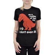 Goodie Two Sleeves T-Rex Dinosaur T-Shirt