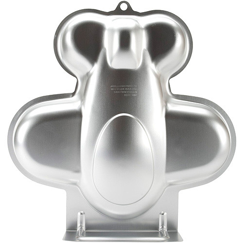 "Wilton Novelty 12.25""x11.5"" Shaped Cake Pan, Airplane 2105-0250"
