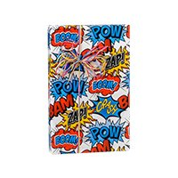 Super Hero Birthday / Special Occasion Gift Wrap Wrapping Paper-16ft
