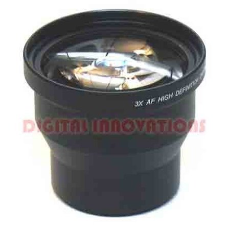 Special Offer HD 3X TELEPHOTO LENS FOR FUJI FINEPIX S9500 S9000 S9100 Before Special Offer Ends