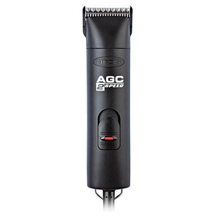Andis ProClip AGC Super 2-Speed Detachable Blade Clipper Professional Animal Grooming Blue AGC2 (Andis Ultraedge Agc Super 2 Speed Animal Clipper)