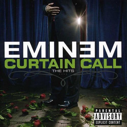 Eminem - Curtain Call: The Hits (Explicit) (CD)