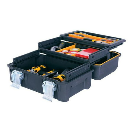 STANLEY FatMax FMST18001 18-Inch Cantilever Structural Foam Tool Box (Stanley Fatmax Toolbox)
