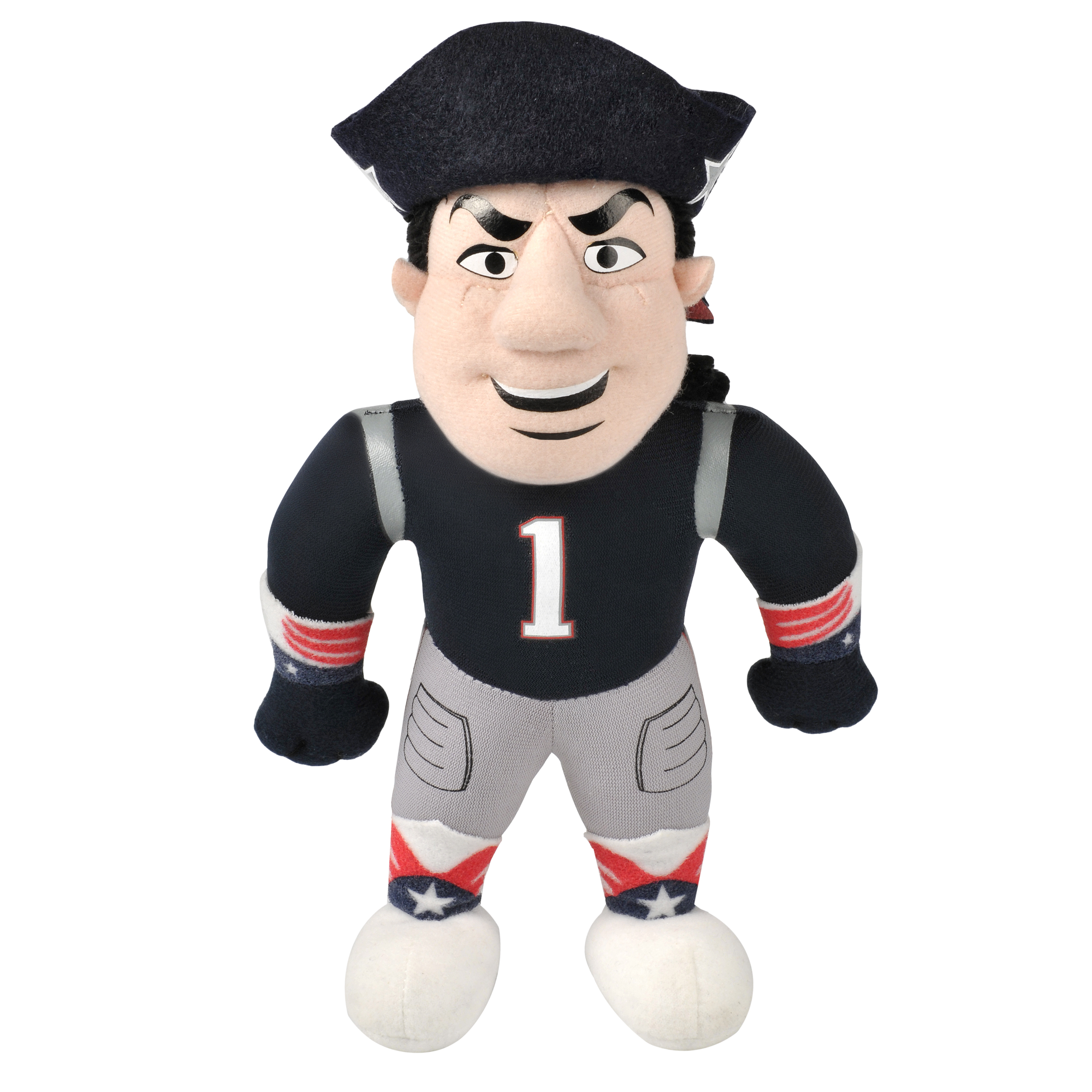 New England Patriots Official NFL Plush Team Mascot by Forever Collectibles 102486