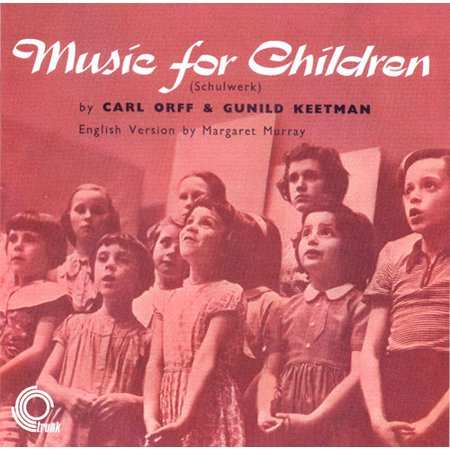 Music for Children (Schulwerk) (Vinyl)