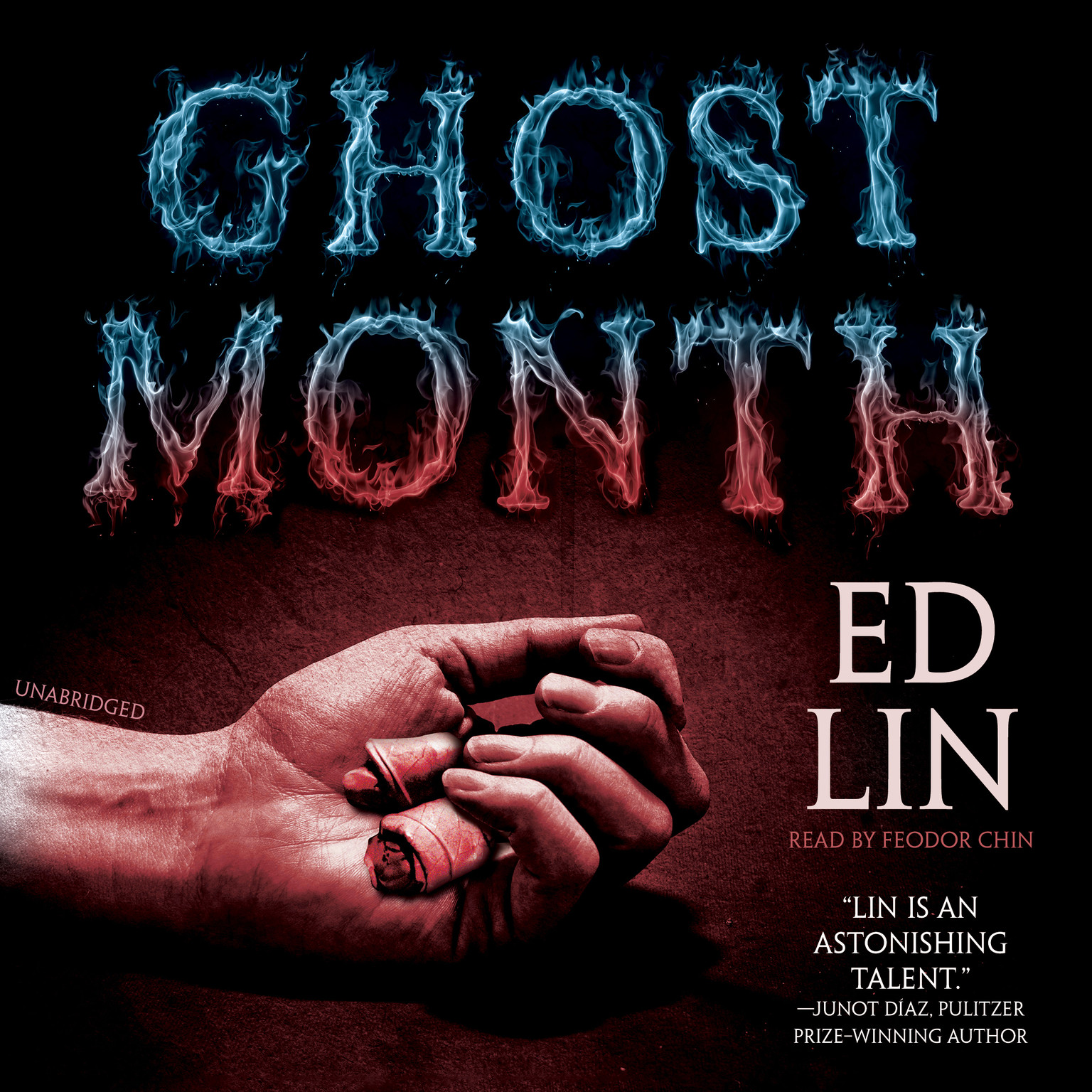 Ghost Month by Ed Lin Unabridged 2014 CD ISBN- 9781483013848