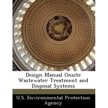 Design Manual Onsite Wastewater Treatment and Disposal