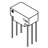 Pulse Transformers 2mH 1CT:1CT turns Pulse Transformer